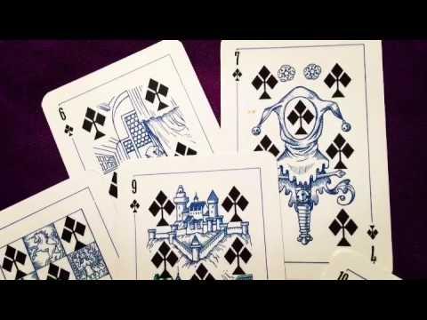 Значение игральных карт при гадании: Развод, конец отношений