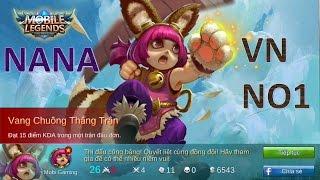 NANA Max troll thanh niên tầu khựa - China No1 hay VN No1 - Nana Mo...