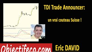 l'Indicateur Traders Dynamic Index TDI : une arme fatale...