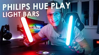 Download Philips Hue Play Light Bar Unboxed And Setup MP3