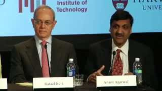 Gambar cover Press conference: MIT, Harvard announce edX
