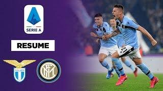 Serie A : L'énorme coup de la Lazio contre l'Inter Milan !