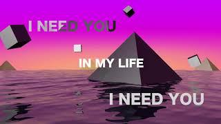 Keenan Cahill - My Life (Ft. Amy Kirkpatrick) [Lyric Video]