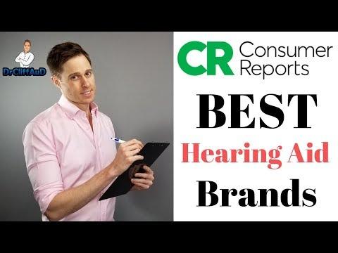 Consumer Reports Hearing Aid Brand Survey Review | Kirkland Signature, Phonak, Signia, Oticon, & AGX