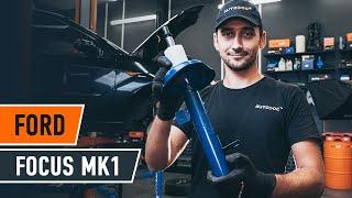 Smontaggio Kit riparazione pinza freno BMW - video tutorial