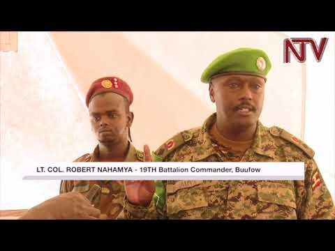Ugandan troops changing lives in Somalia