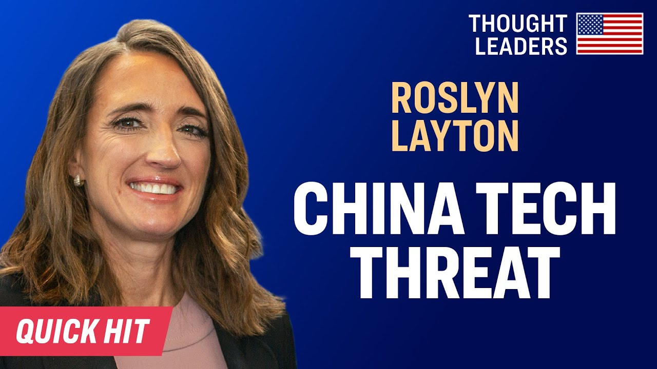 Major Tech Companies Kowtow to China's Communist Party, Just Like Huawei—Roslyn Layton [CPAC 2020]