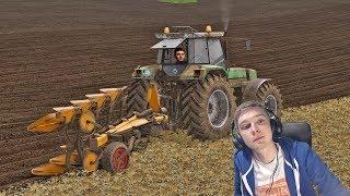 ☆Orka na Kaczorka ☆Czemu Przestój?!☆ Na Obczyźnie #4 Farming Simulator 2017 MP