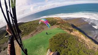 First time flying Southside / Bells Beach, Torquay Victoria