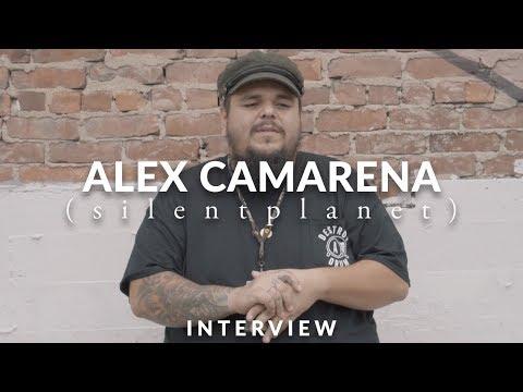 Alex Camarena of Silent Planet | Artist Interview