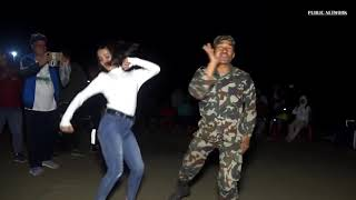 Nepal Army Performing Dance By Nepal Army