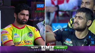 Pro Kabaddi 2018 Highlights | Patna Pirates Vs Telugu Titans | Hindi thumbnail