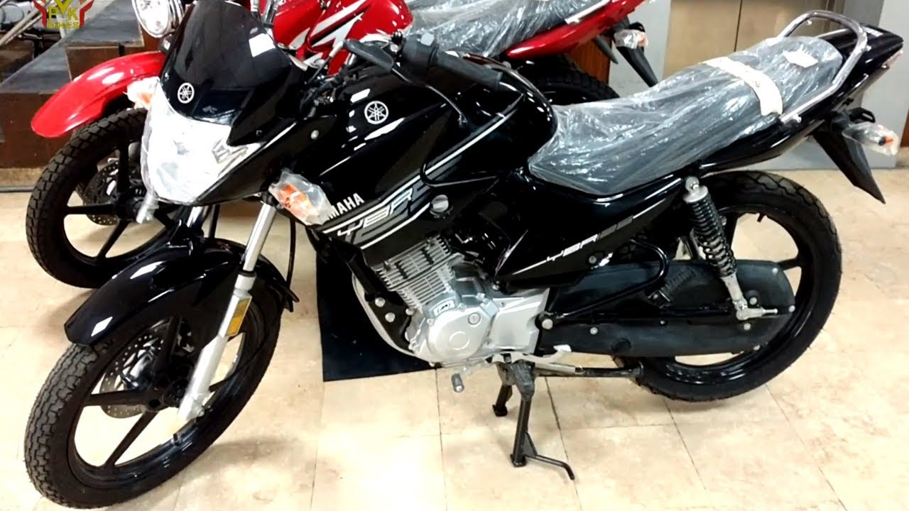 Yamaha Ybr 125 New Model 2017 Review Full Specification On Pk Bikes