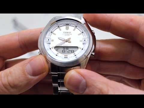 Часы Casio Outgear AMW-840D-7A - видео обзор от PresidentWatches.Ru