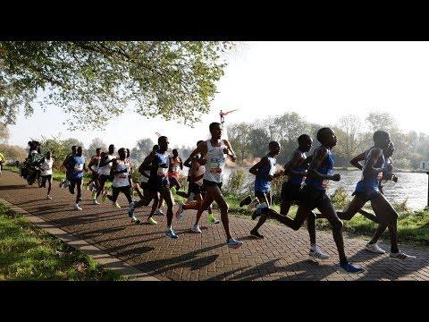 Amsterdam Marathon compilatie