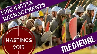 Epic Medieval Reenactment - Hastings 2012