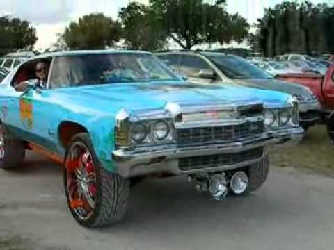 donk car show hip hop custom cars with super bass chopped screwed part 9 youtube