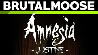 Amnesia: Justine is a Bitch [live commentary]