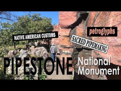 Culture + Spirituality   Pipestone National Monument in Minnesota