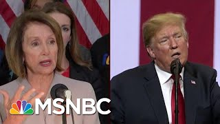 Mika: Nothing Donald Trump Does Will Rattle Speaker Nancy Pelosi | Morning Joe | MSNBC