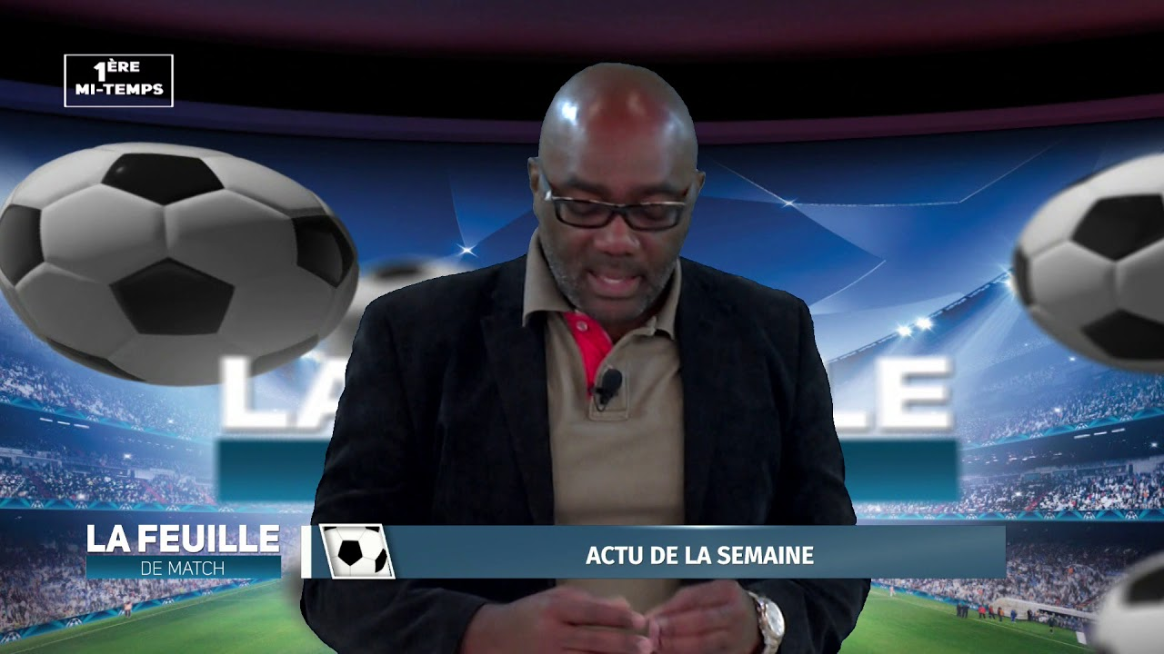 Feuille de Match du 16/01/20 - PARTIE 1