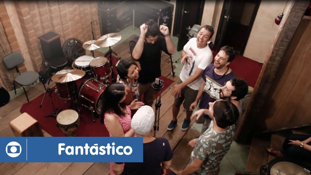 Fantástico: confira o making of da abertura de 2017