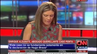 """Enrique Aldunate por caso Penta: """"No se fundamenta sólo en declaraciones de Hugo Bravo"""""""