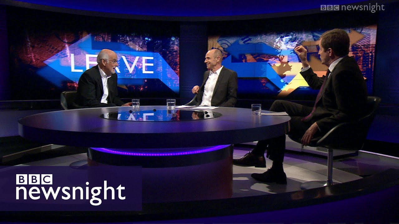 BBC Two's 'Newsnight' still busy 'contextualising ...