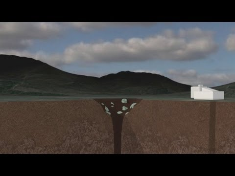 Underground nuclear tests
