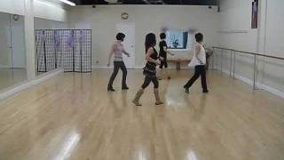 Show Me The Love - line dance (dance & walk through)