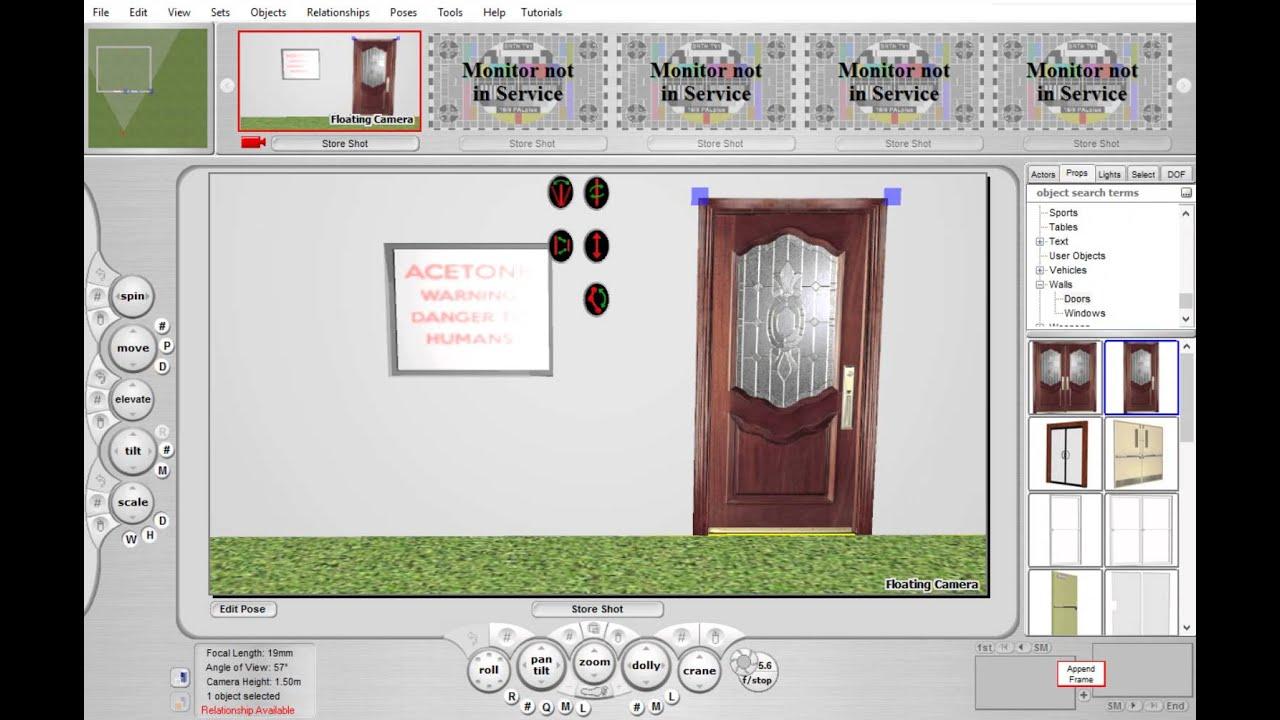 Walls, windows & doors in Version 3.6 - YouTube