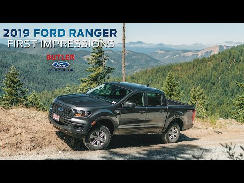 Ford Ranger Review and Impressions by Josh at Butler Ford