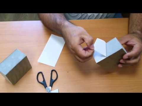 Оклейка мебели самоклеящиеся пленкой - YouTube