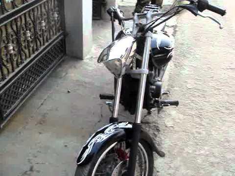 Modified Bajaj(Avenger)200cc.2 - YouTube  Modified Bajaj(...
