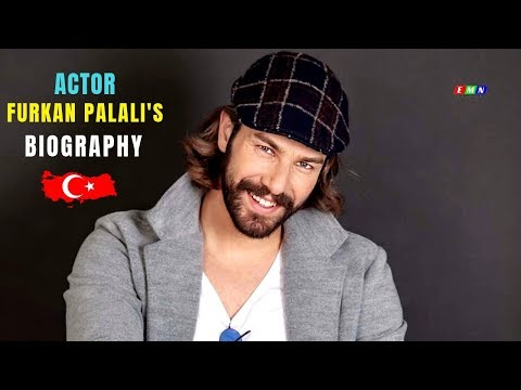 The Biography Of Furkan Palali |  Furkan Palali Biyografisi