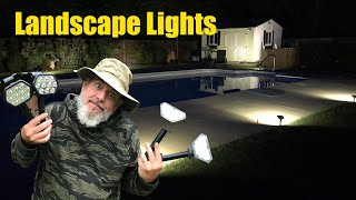 Best Solar Landscape Lights