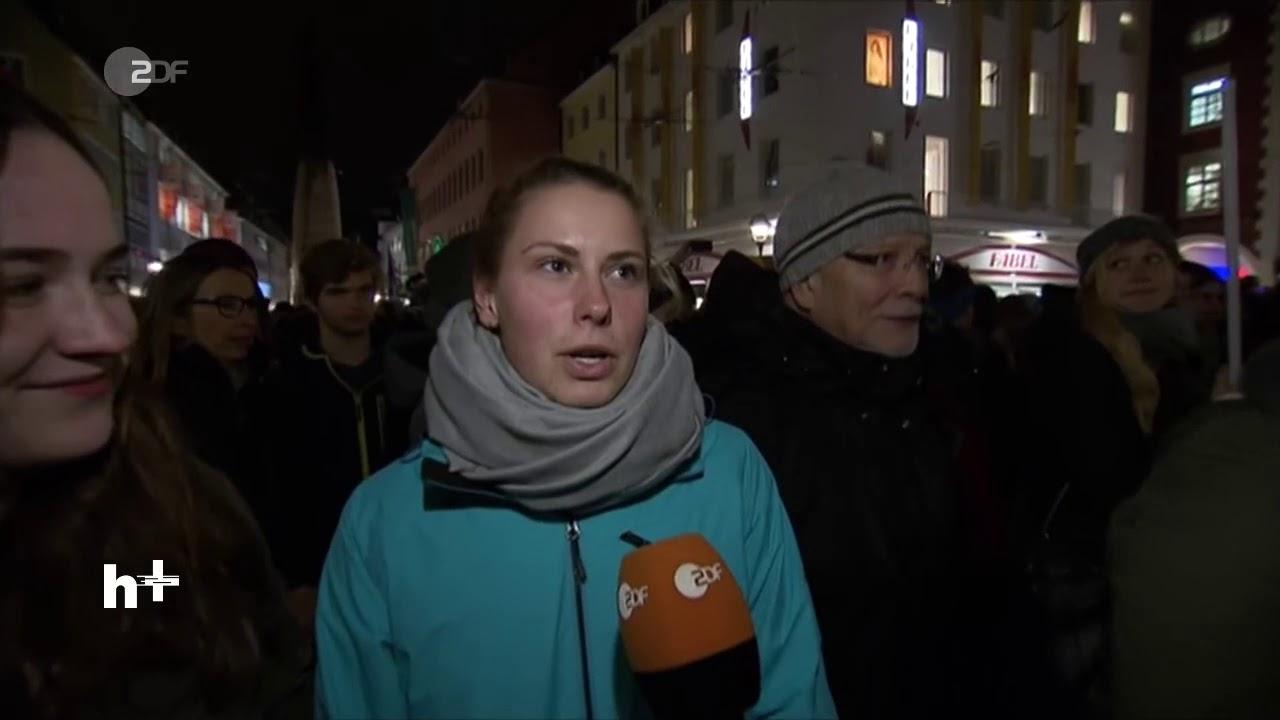 Demonstrationen nach brutaler Gruppenvergewaltigung durch syrische Schutzsuchende + 1 Deutscher