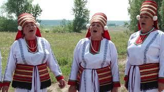 """Од пинге. Ансамбль """"Лейне"""" из с. Парадеево Ичалковского района"""