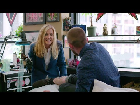 Sam's Racist Tattoo Removal Business Is Booming | Full Frontal on TBS