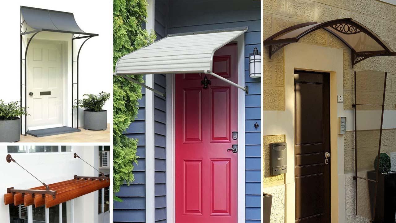 Download Modern awning ideas / front door , window canopy ideas