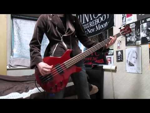 LUNASEA MECHANICALDANCE  Bass cover