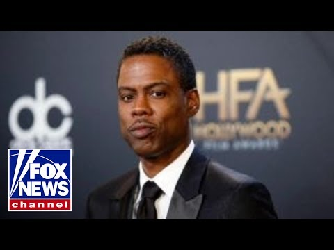 Chris Rock hits cops, Trump and himself in stand-up special