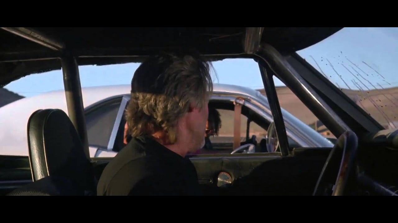 Grindhouse Death Proof Car Scene Hd Youtube