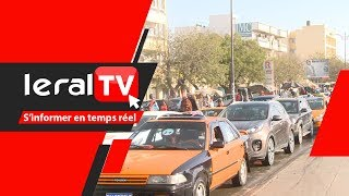Embouteillages à Dakar: Chauffeurs et usagers livrent les raisons