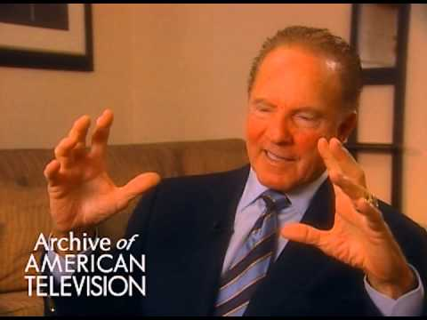 Frank Gifford discusses working with Alex Karras  EMMYTVLEGENDS.ORG