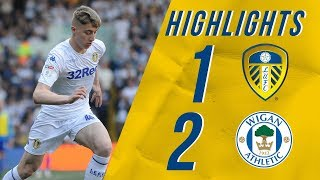 Highlights | Leeds United 1-2 Wigan Athletic | EFL Championship