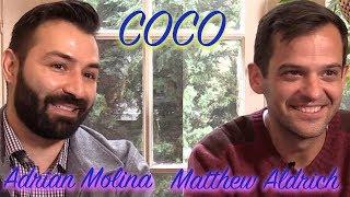 DP/30: Coco, Matthew Aldrich , Adrian Molina