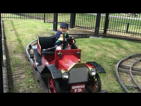 Centre Island Centreville Amusement Park fun rides for kids. Outdoor play for kids and family
