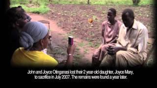 Child Sacrifice in Uganda