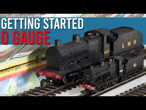Getting Started With O Gauge | Building The Layout